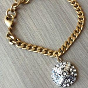 Brand new Gold Lulu Frost Bracelet